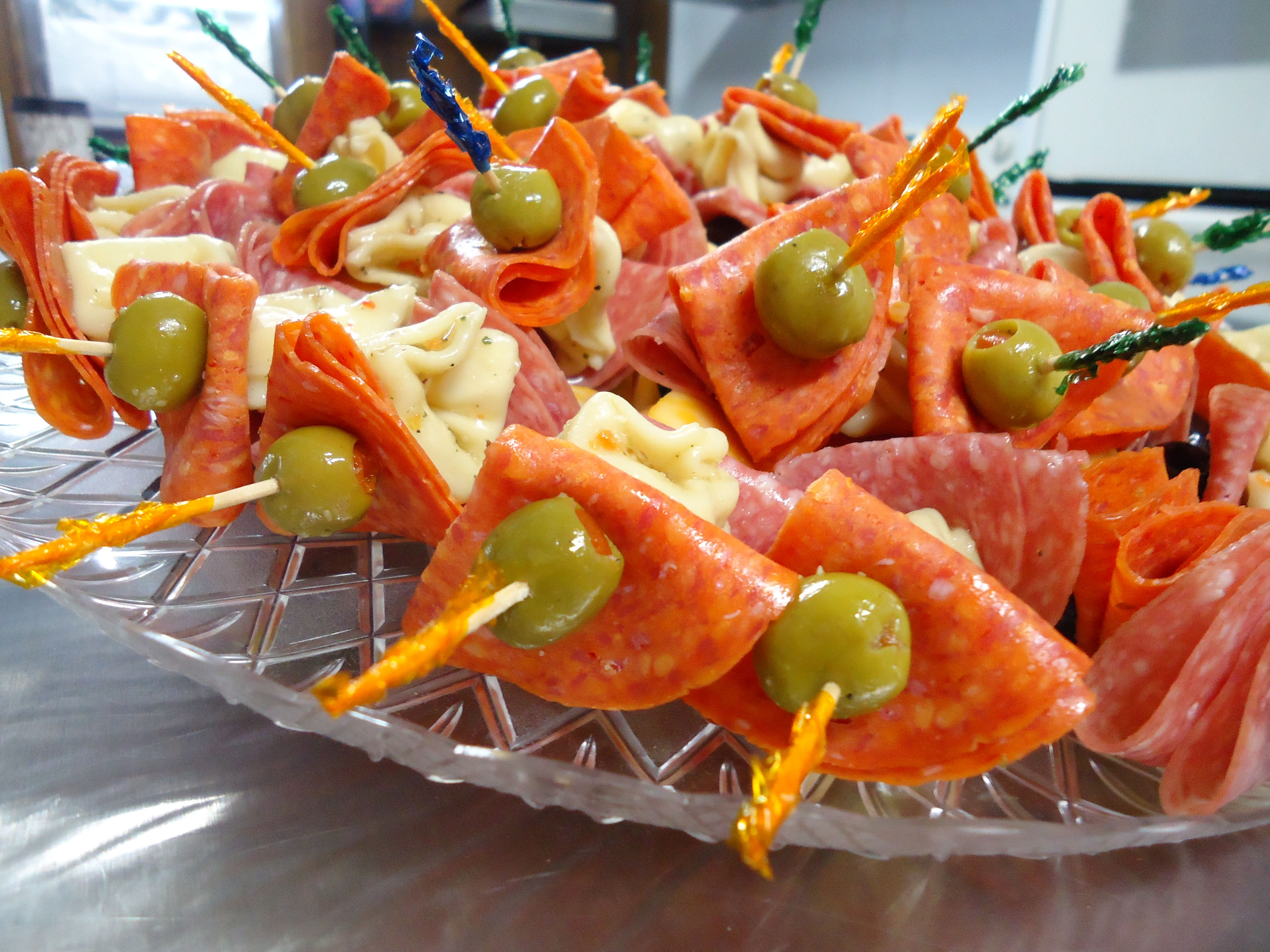 Appetizer Ideas Antipasta Appetizer Close Up What 39 S At