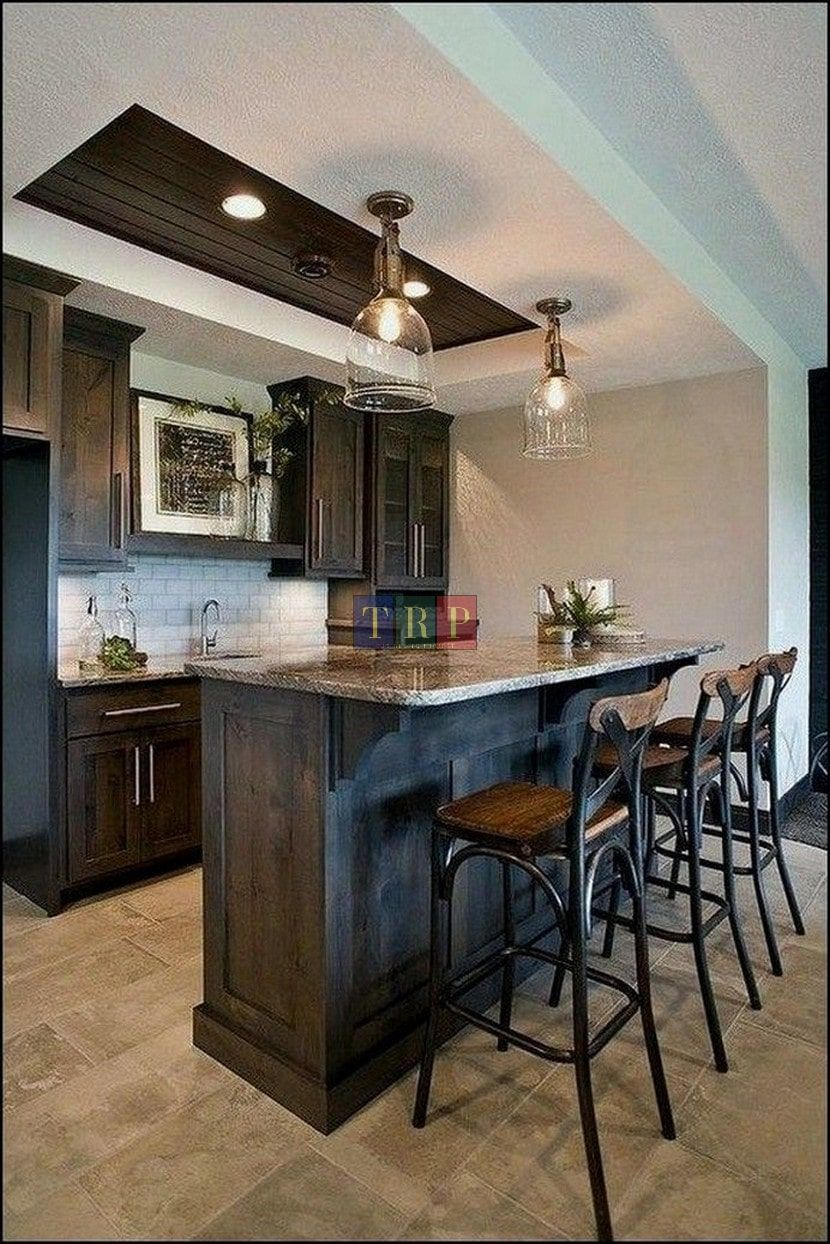 Kitchen Basement Is A Small Kitchen That Uses For Basic Food And Beverage Kitchen Basement Ideas Are Gai Basement Kitchenette Basement Design Home Bar Designs