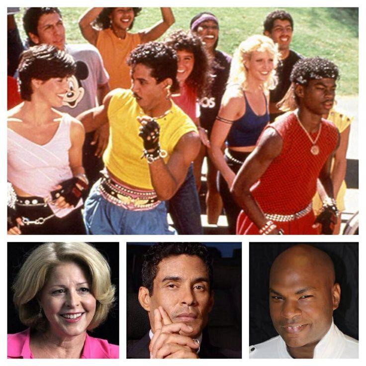 Lucinda Dickey as Kelly / Special K, Adolfo Quiñones as Orlando / Ozone (as Adolfo 'Shabba-Doo' Quiñones), Michael Chambers as Tony / Turbo (as Michael 'Boogaloo Shrimp' Chambers