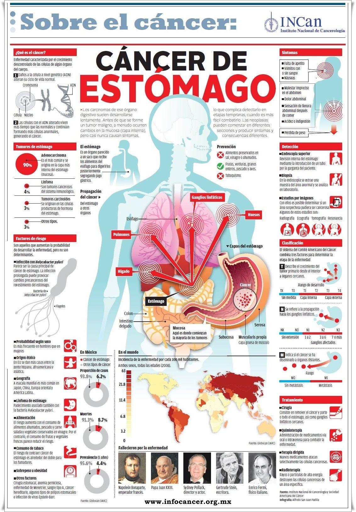 cancer de estomago - Buscar con Google | Closet de Moda | Pinterest ...