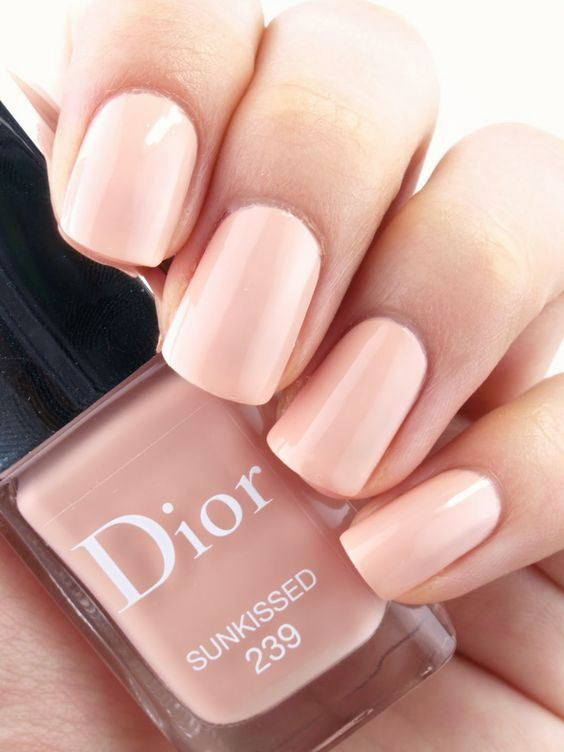 Nail Color And Style Are Very Trendy These Days And The Latest Trend