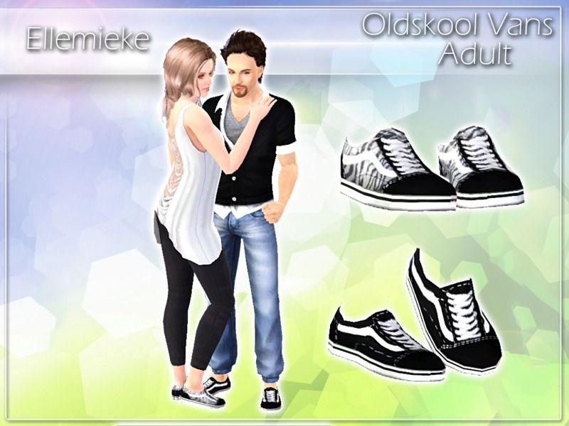 Ellemieke's Oldskool Vans Set Teen > Adult