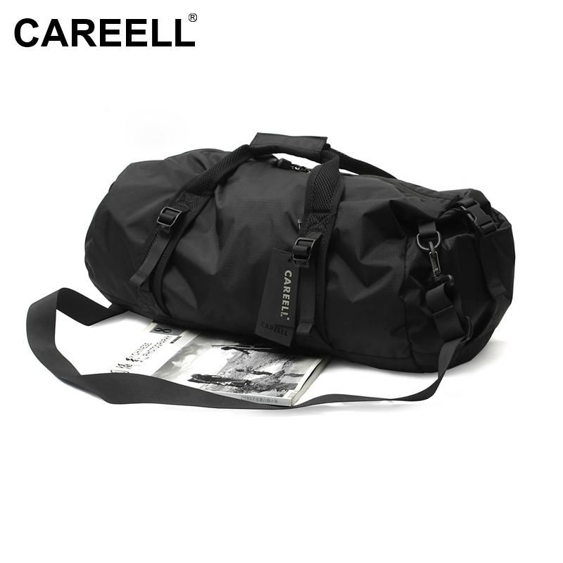 Collapsible Lightweight Sports Duffle Bag Constructed of durable polyester a26a647bbcaf9