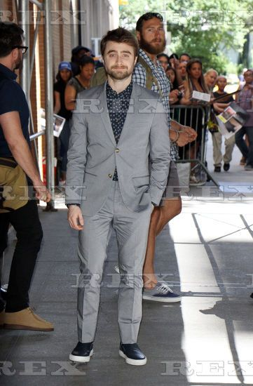 Daniel Radcliffe in NYC July 2016