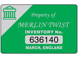 Assetmark serial number label (logo / full design), 32mm x 50mm. Product available here: http://www.labelsource.co.uk/labels/assetmark-serial-number-label--logo---full-design---32mm-x-50mm/sv24