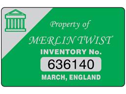 Assetmark serial number label (logo / full design), 32mm x 50mm. Product available here: http://www.labelsource.co.uk/labels/assetmark-serial-number-label--logo---full-design---32mm-x-50mm/sv24