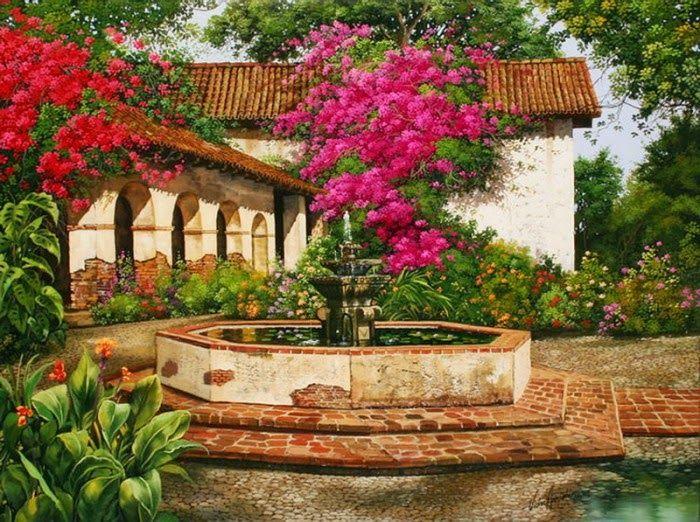 Victor Arriola-pintor guatemalteco