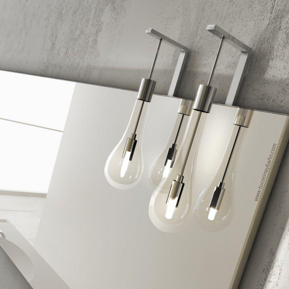 LED baño colgante diseño | tu Cocina y Baño | MUEBLES DE BAÑO ...