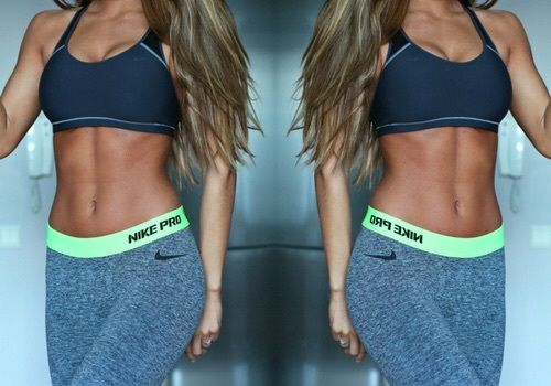 Imagen de nike, fitness, and fit