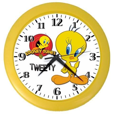 tweety bird things   New Tweety Bird Wall Clock Gifts   eBay