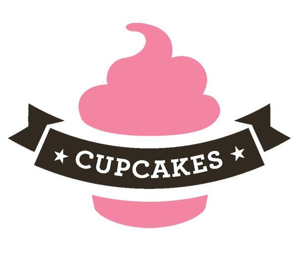Cupcake Logo #freelogos #bakerylogo #vectorlogos #labels # ...