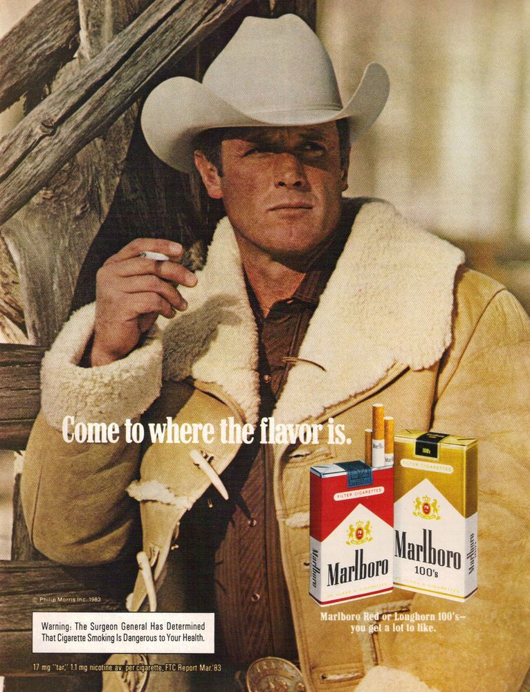 Conversations About Lung Cancer and the marlboro man