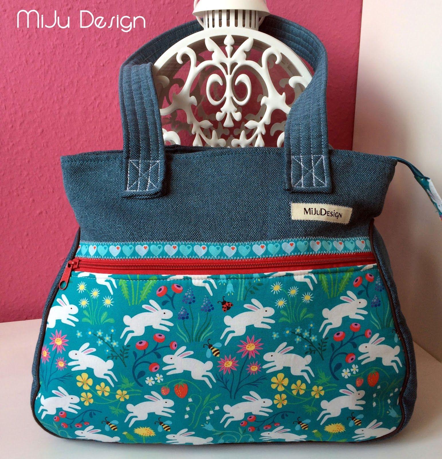 Miju Design Neue Alte Tasche N Hen Taschen Und
