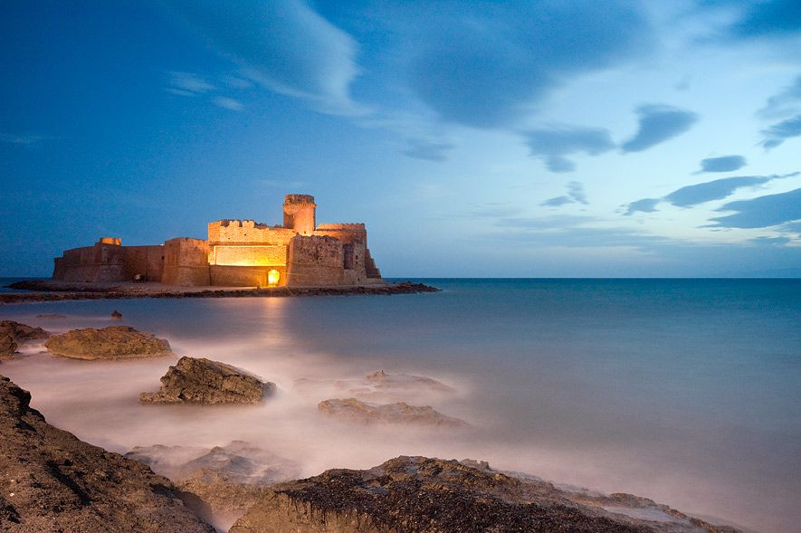 Fotogalerie Italiens Süden Umschwärmt von drei Meeren