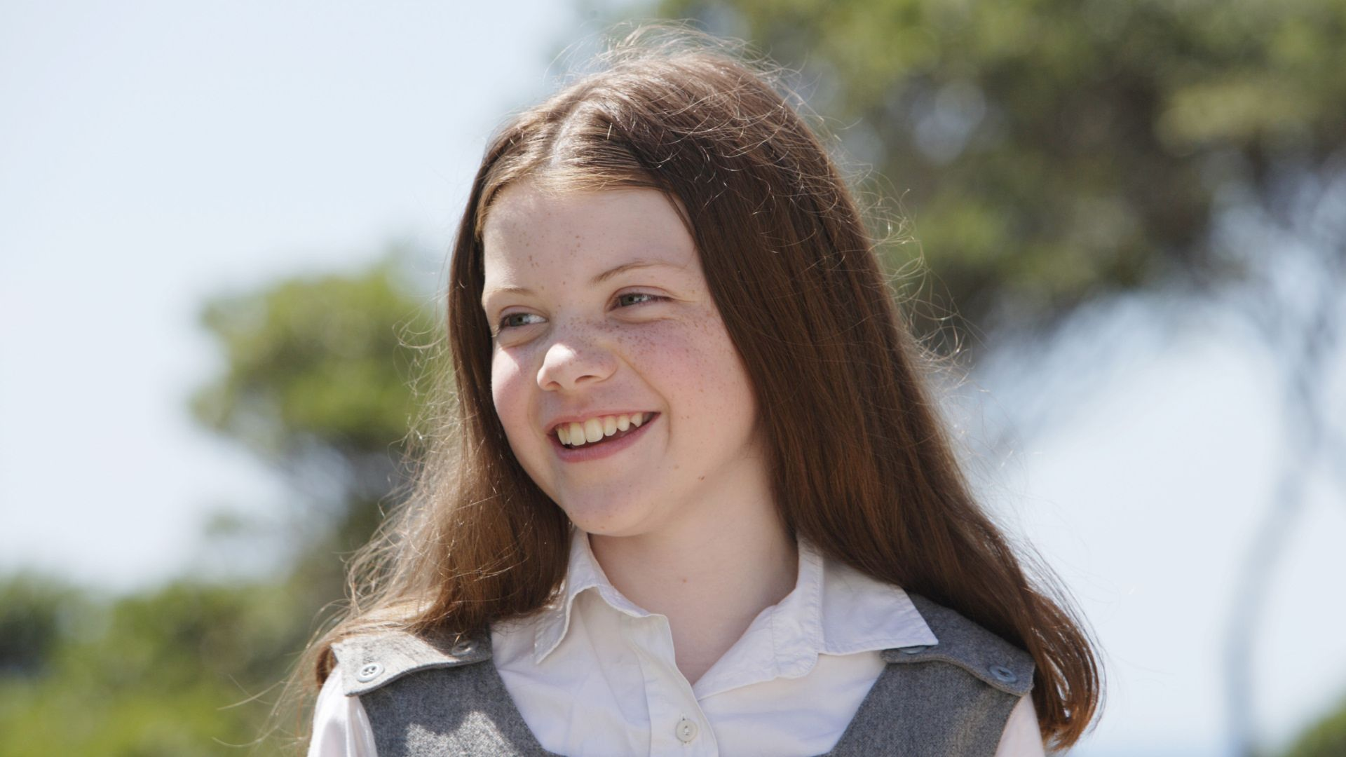 The Chronicles Of Narnia Prince Caspian Lucy Georgie Henley as Lucy...