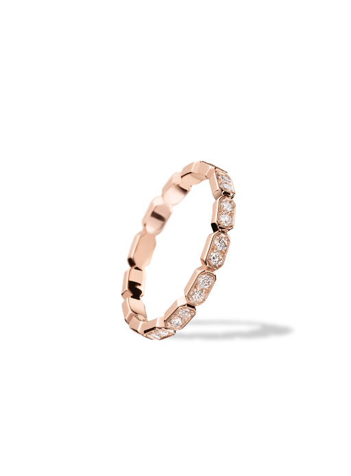 Discover the CHANEL BRIDAL THE COLLECTION Premire Ring in 18K pink