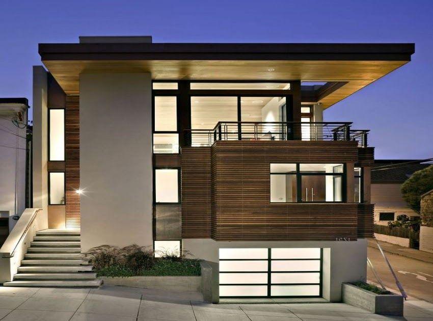 Gambar Rumah Minimalis Modern Tampak Depan Di 2020 Modern Rumah
