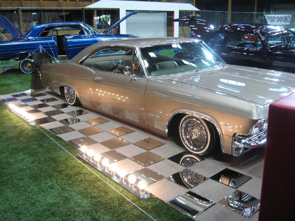 Layitlow events 1965 chevy impala ss lowrider http www layitlow