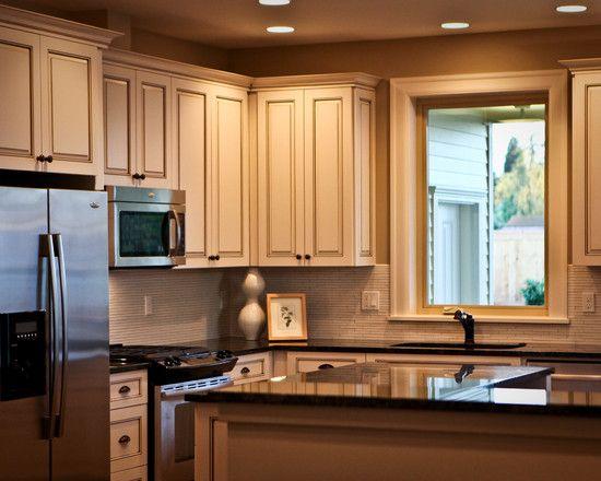 L Shaped Kitchen Layouts Design, Pictures, Remodel, Decor ...