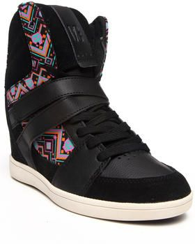 95bff7fd195e Mirage Mid Wedge Sneakers