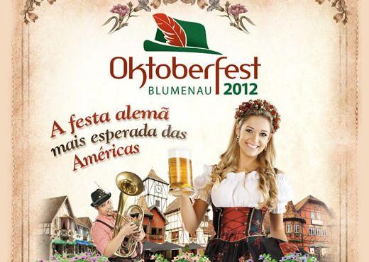 Oktoberfest 2012 no feriado de 12 de outubro!