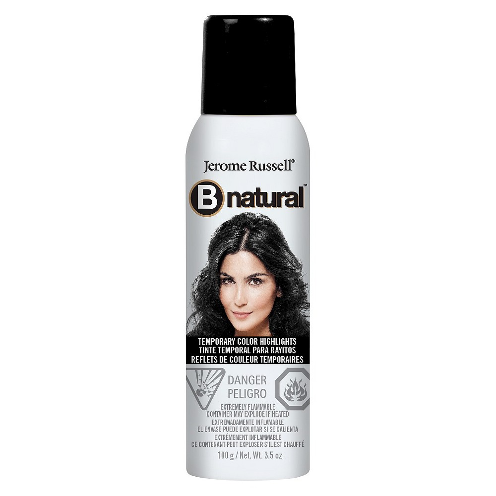 Expect More Pay Less Temporary Hair Color Spray Black Hair Spray Temporary Hair Color