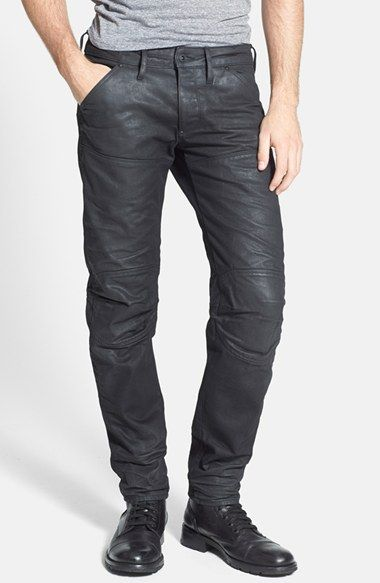 G-Star Raw  5620 Low Tapered  Slim Fit Jeans (Cobler Smash)   Nordstrom 6e4379596e6d