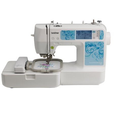Free Shipping. Buy Brother Sewing Computerized Embroidery Machine at ...