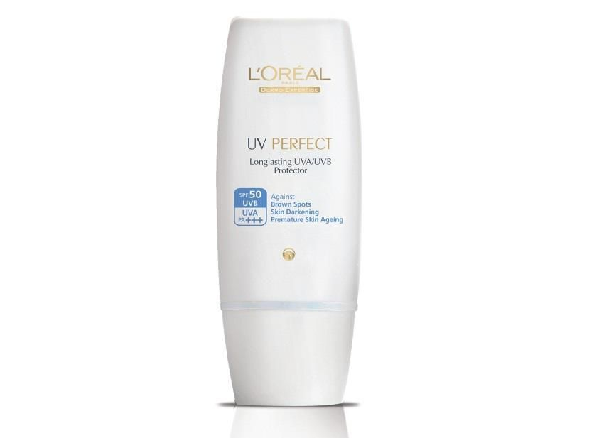 UV PERFECT.The formula provides your skin with maximal UV Perfect Protection with high photo-stability of the patented Meroxyl TM SX/XL filtering system, skin is 12H**protected against UVA/UVB. Help preventing brown spots, skin darkening, and premature ageing. Anti pollution active ingredients: Detoxyl. Anti-free radical barrier: Anti-Oxydant Complex and Activa-Cell, shielding DNA cells, elastin and collagen fibers. Hydrates skin all day long. Enriched with Color Equalizer Technology.