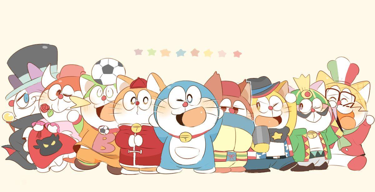 the doraemons ドラえもんズ ドラえもん かわいい カワイイアニメ