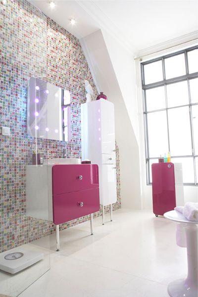 Des salles de bains pour les ados en 2019 | Sdb | Salle de bain ...