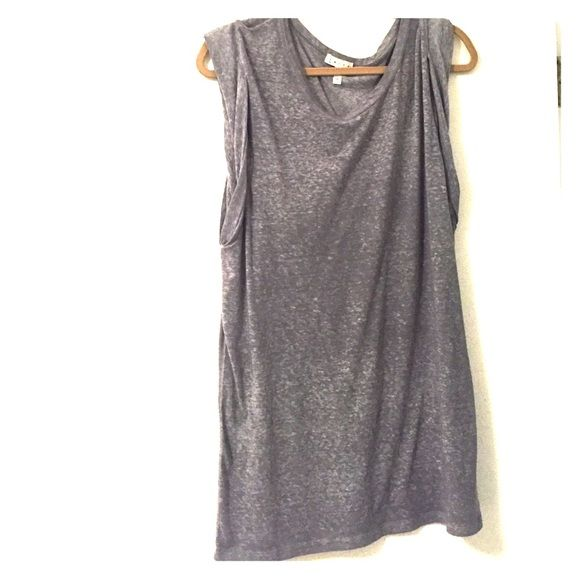 Keith Oversized Muscle Tee Keith Oversized Muscle Tee from Nordstrom. Size small but runs big. Leith Tops Muscle Tees