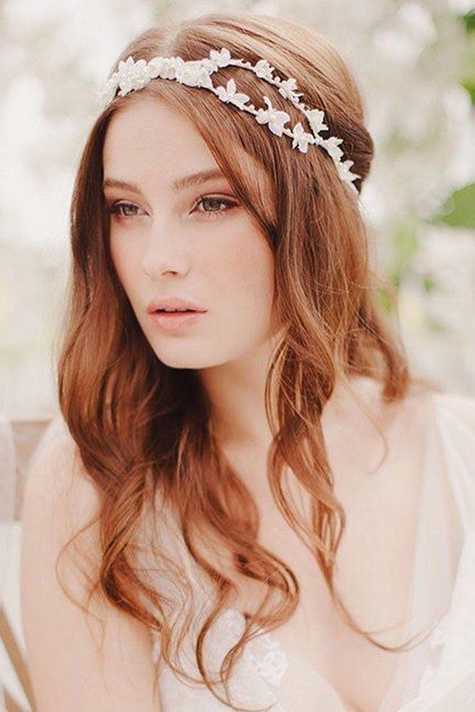 Wedding Hairstyles Medium Length Hair Enchanting 30 Captivating Wedding Hairstyles For Medium Length Hair
