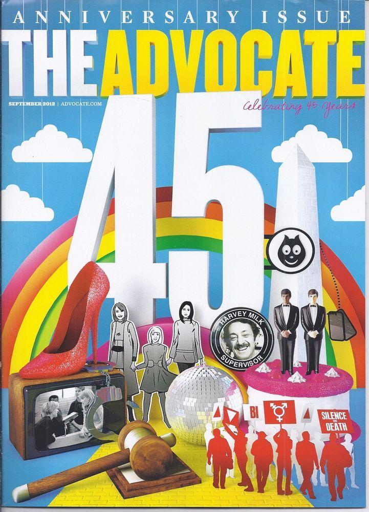 Advocate gay magazine 45th anniversary issue Trending tops Swinging closet door  sc 1 st  Pinterest & Advocate gay magazine 45th anniversary issue Trending tops Swinging ...