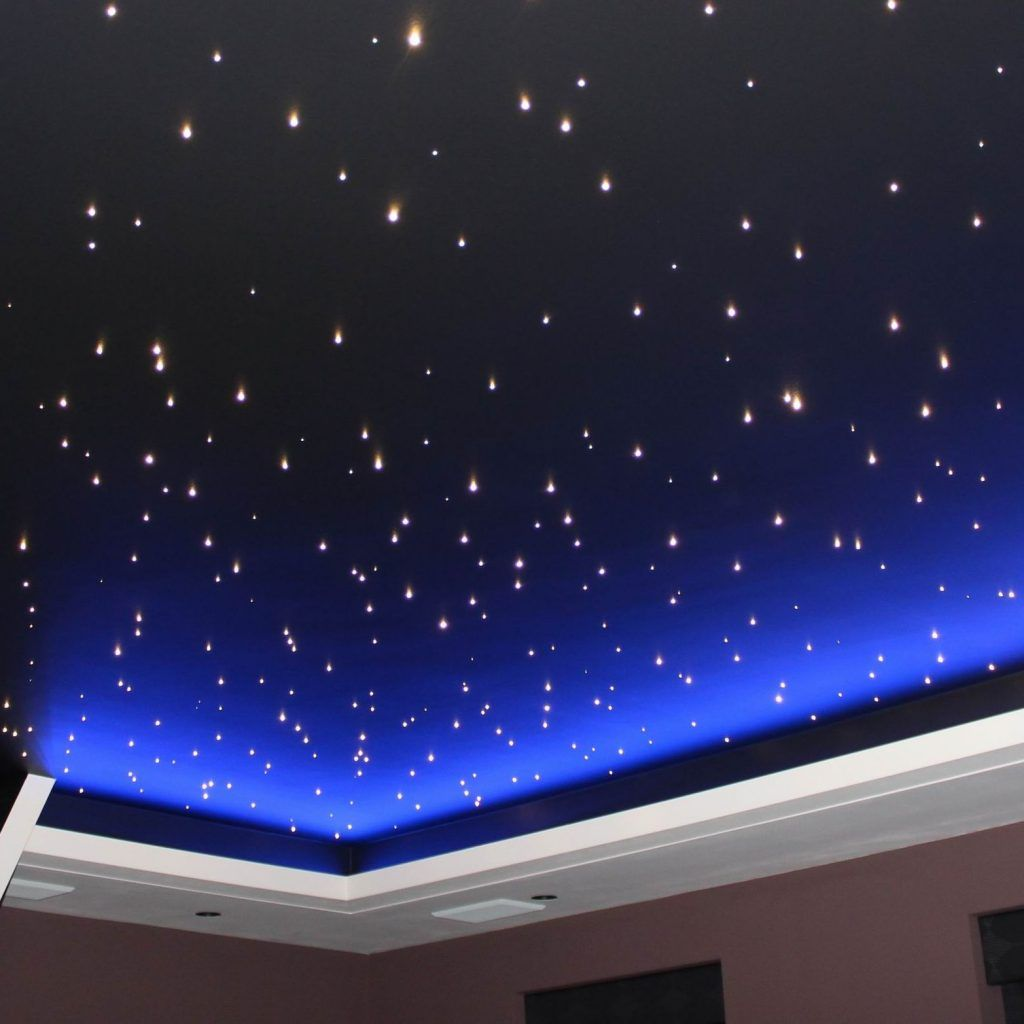 Fiber Optic Star Ceiling Lighting Kit Bedroom Ceiling Light Star Lights On Ceiling Star Ceiling