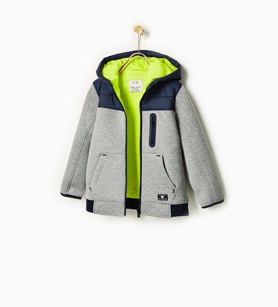 ZARA - SALE - Sporty collection jacket | bebes | Pinterest ...