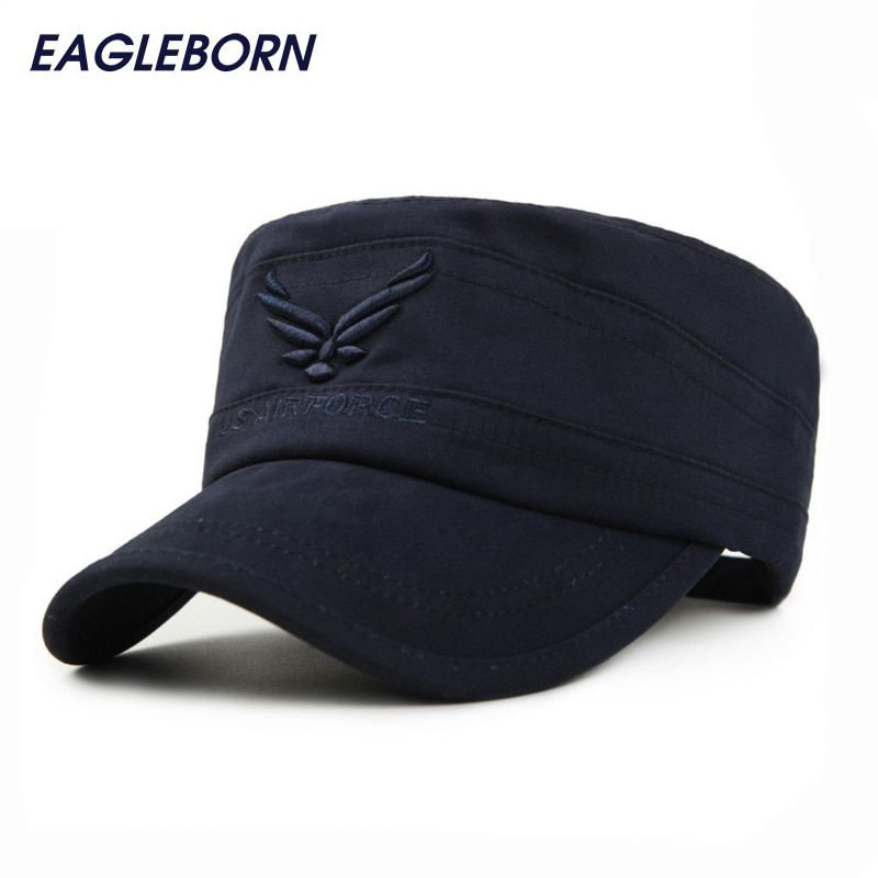 7f09aeeddb3 Eagleborn US AIR FORCE Breathable 100% Cotton. One size fits most with an  adjustable buckle closure