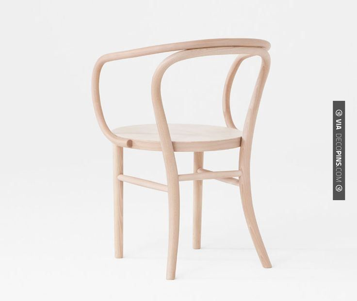 Nice - nendo: akimoku bentwood furniture for edition blue | Check out more ideas for chairs at DECOPINS.COM | #chairs #chair #masterbathrooms #bedroom #bedrooms #bathroom #bathrooms #homedecor #beds #interiordesign #home #homedecoration #design