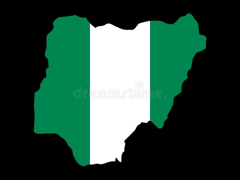 Nigeria Flag Nigeria Flag Nigerian Flag Flag Coloring Pages