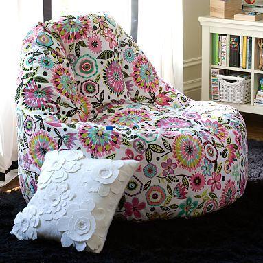 Bella Floral Leanback Lounger. Funky U0026 Comfy, But Too Childish?
