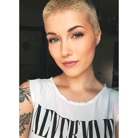 Men S Buzz Cut Hairstyles