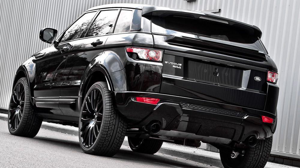 Ground Effect Edition Land Rover Range Rover Evoque (Tech
