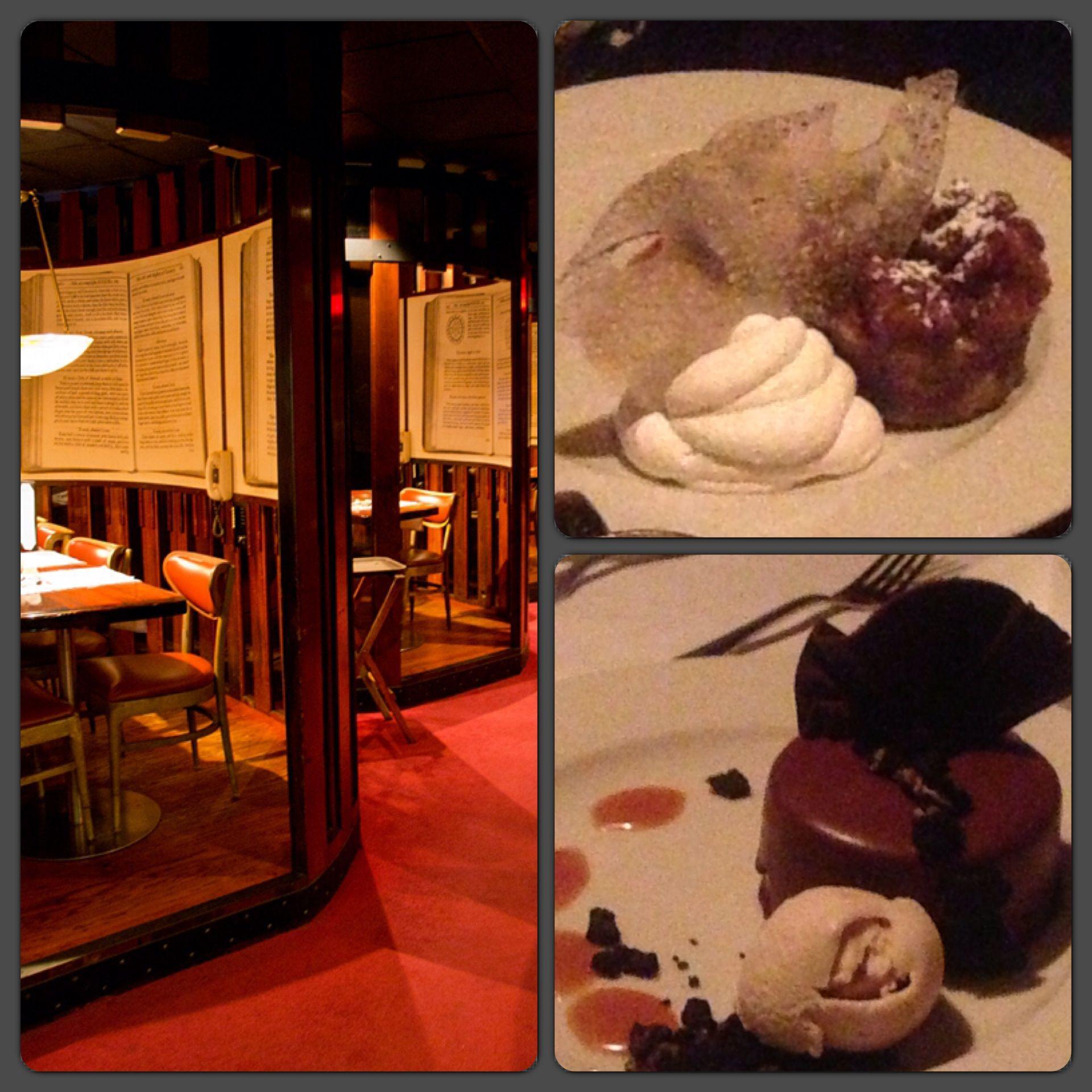 Bern's Dessert Room Tampa, FL Clearwater florida, Beach