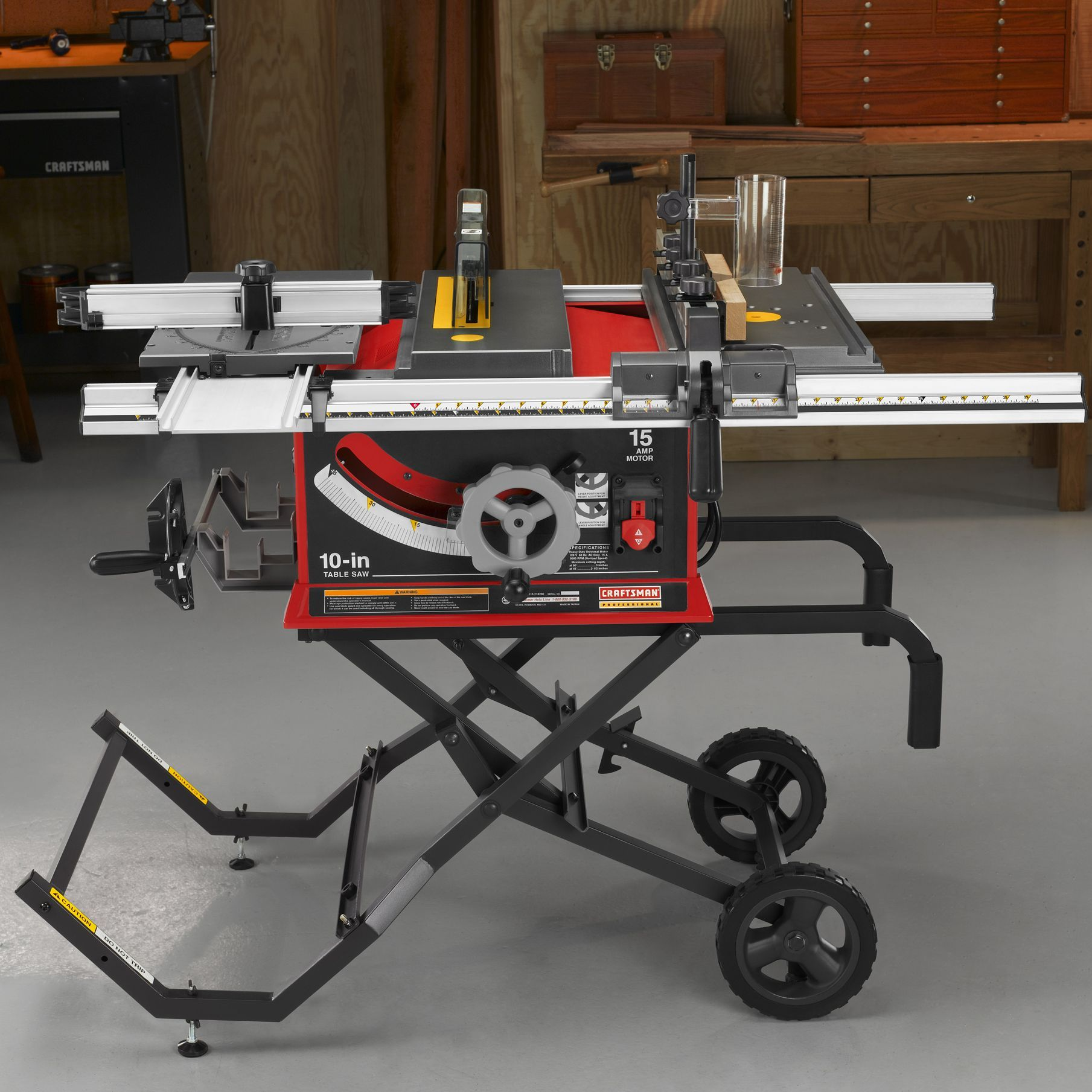 Professional 15 amp 10 portable table saw 21829 craftsman saw table professional 15 amp 10 portable table saw 21829 craftsman saw table keyboard keysfo Images
