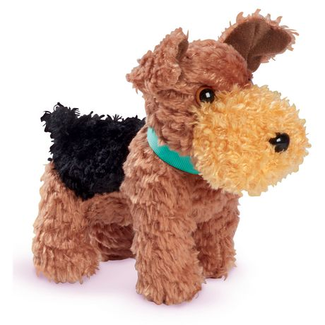 My Life As Brown Terrier Plush Pet Toy Pet Toys Pets Plush