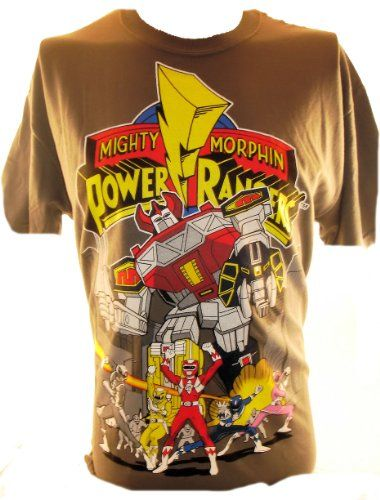 fb3f017b Pin by Joey Lester on Clothes I want | Power rangers, Mighty morphin ...