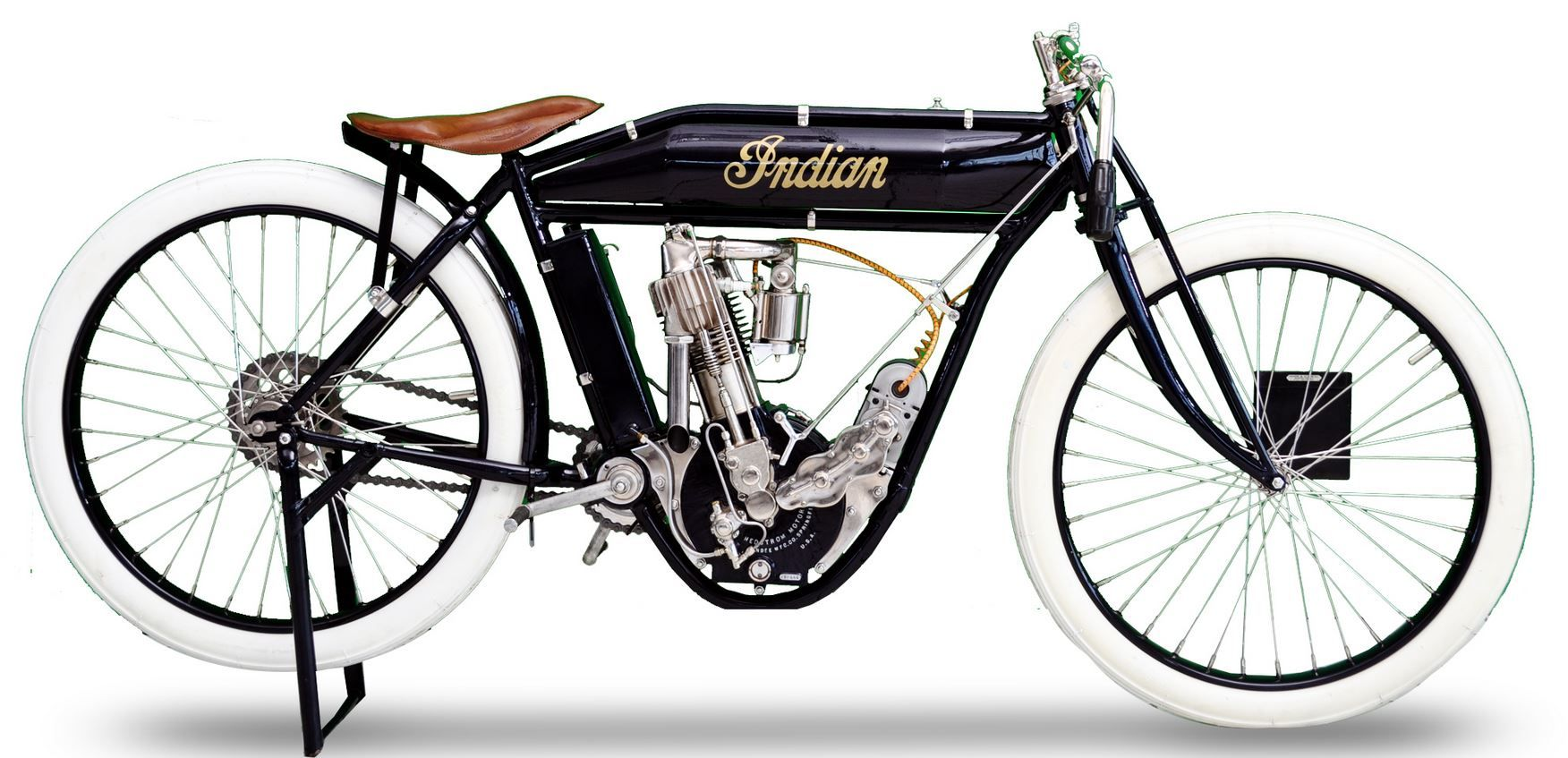 Indian Board Track Racer Midamerica Pebble Beach