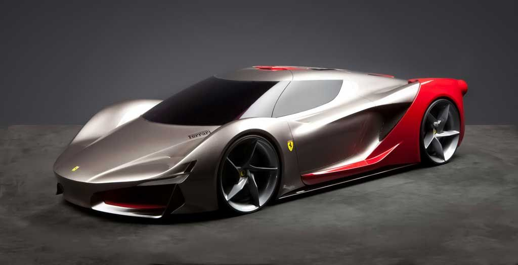 Ferrari Of The Future Maranello Names Its Design School Concept Winners Automotive99