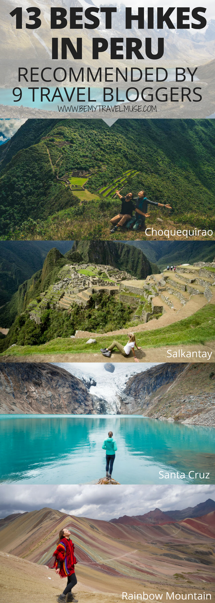 Photo of The 13 Best Hikes in Peru