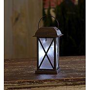 LightShow Solar Prismagic Lantern - Bronze at Kmart.com